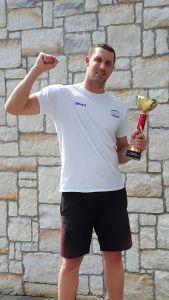 2*Gold in Wr Neustadt für Stockinger Top Form für Europameisterschaft in London