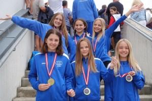 Grandioser Sieg für die Damen-Mannschaft, die Burschen belegen Platz 5