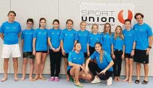 Team Burgenland erfolgreich bei SPORTUNION Bundesmeisterschaften