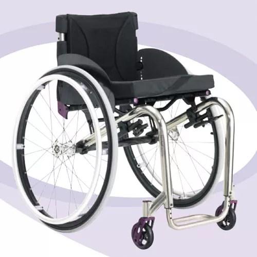 silla de ruedas kuschall segunda mano