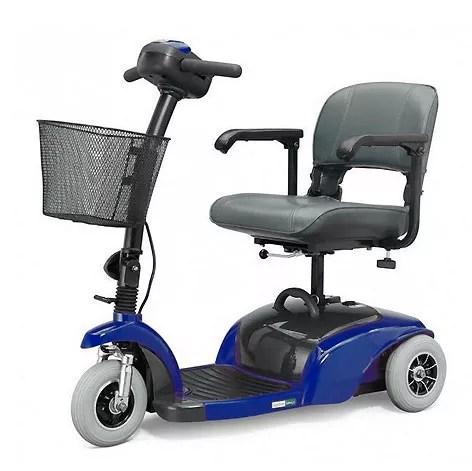 Scooter minusv lido el ctrico quiru de tama o peque o y 3 ruedas - Tamano silla de ruedas ...
