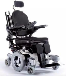 Silla de ruedas eléctrica Jive Up