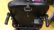 Silla-ruedas-electrica-master con doble mando