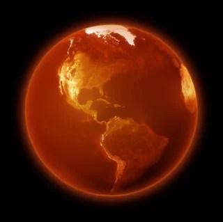 SciAm hot globe