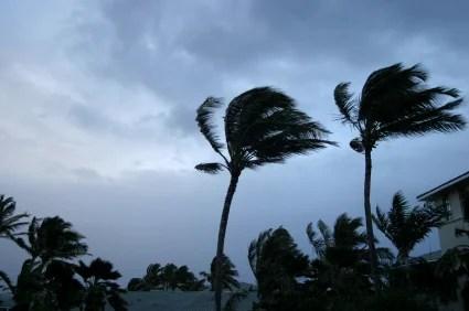 Hurricane Gustav takes Louisiana
