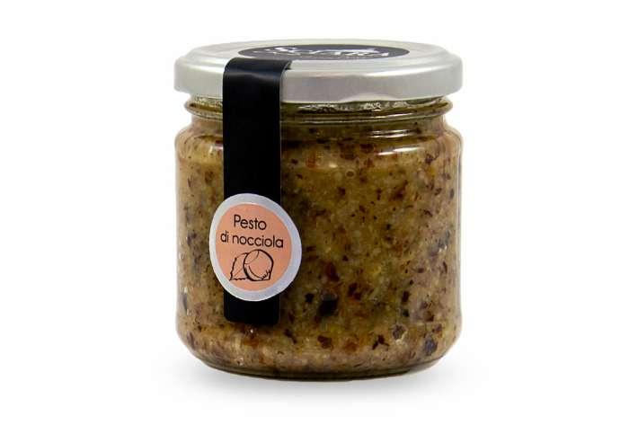 pesto di nocciola sciara pistacchio bronte