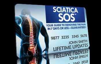 Free Lifetime Updates, sciatic nerve pain