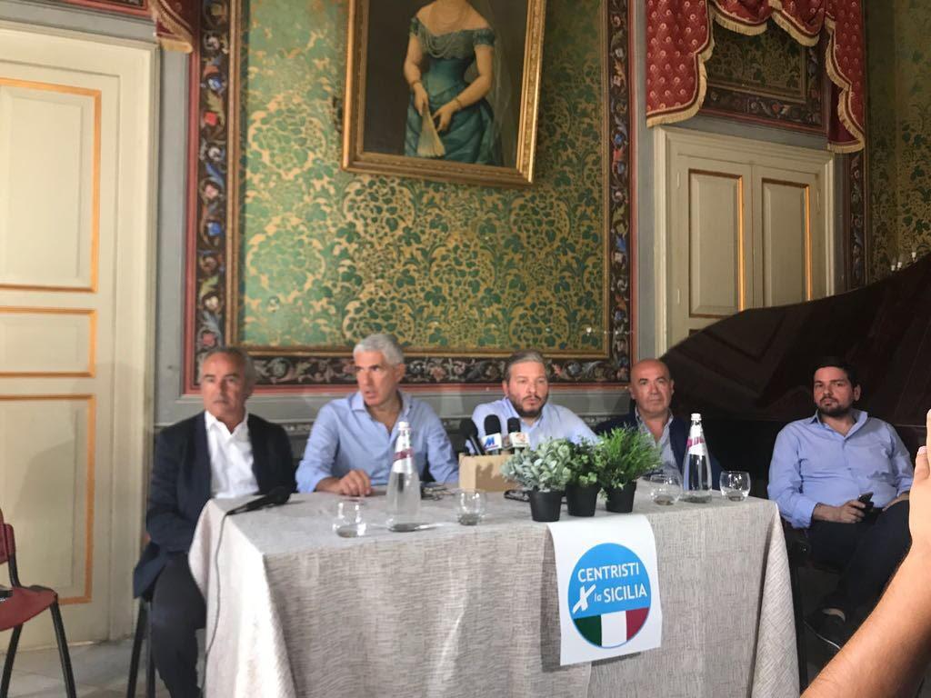 Sicilia: D'Alia, alleanza moderati e progressisti per governare Isola