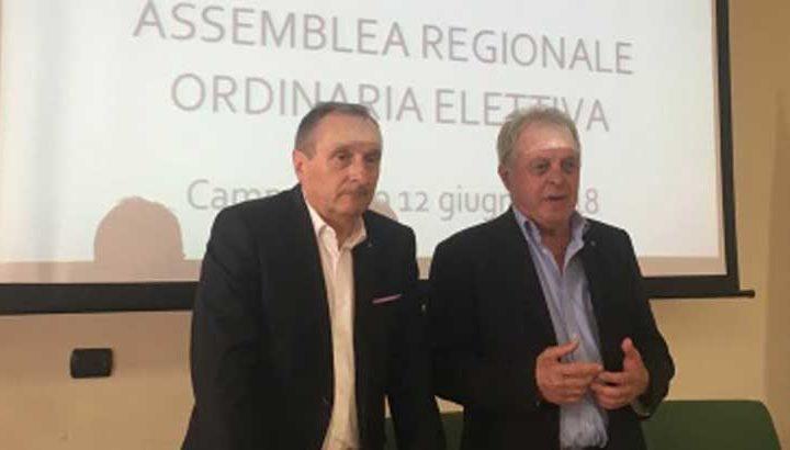 Giuseppe Iandolo confermato alla presidenza del Comitato Molisano FISI