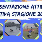 Presentazione Attività Sportiva 2018/2019