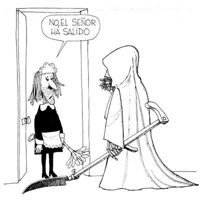 Caricatura de Quino