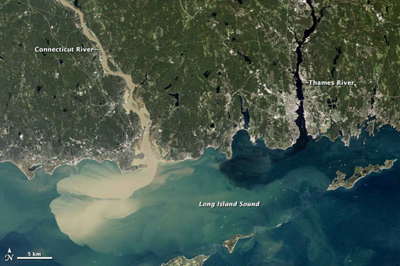 Rivers Are More Important To Coastal Sea Level Than