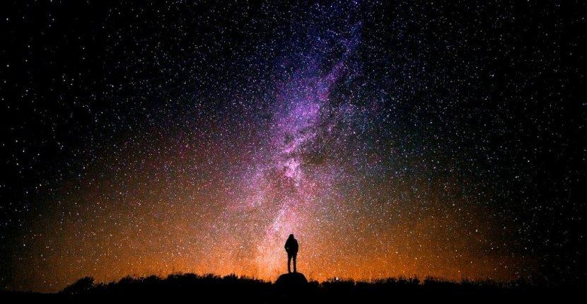 A noite estrelada a noite estrelada