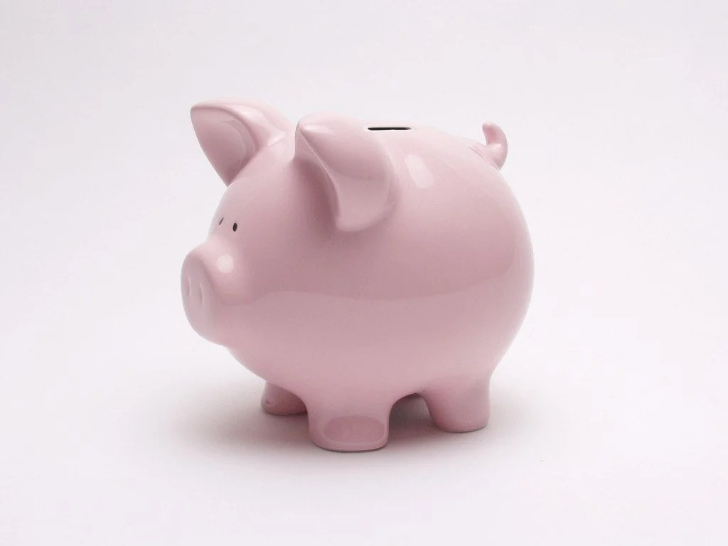 Why Are So Many Personal Coin Banks Shaped Like Pigs