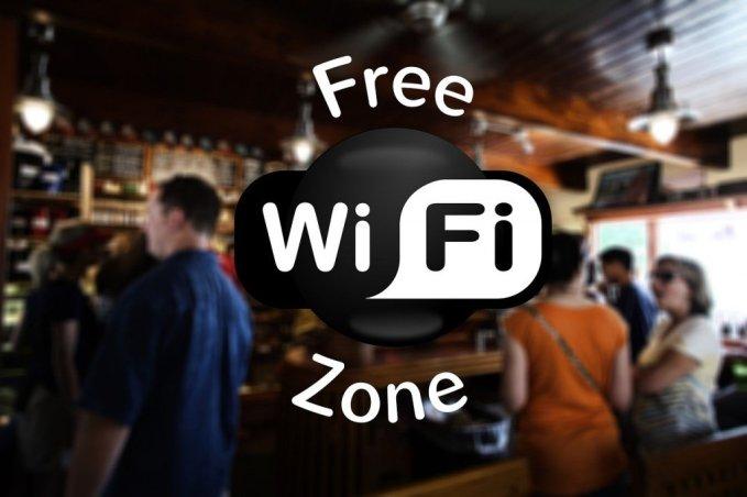 zona wifi grátis