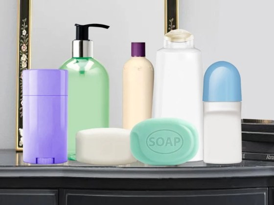 Tipos De Sabões, Shampoo e Desodorante