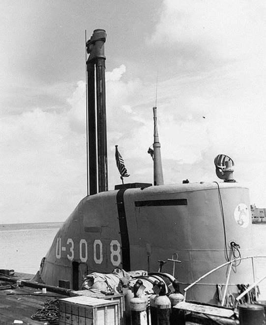 Snorkel submarino