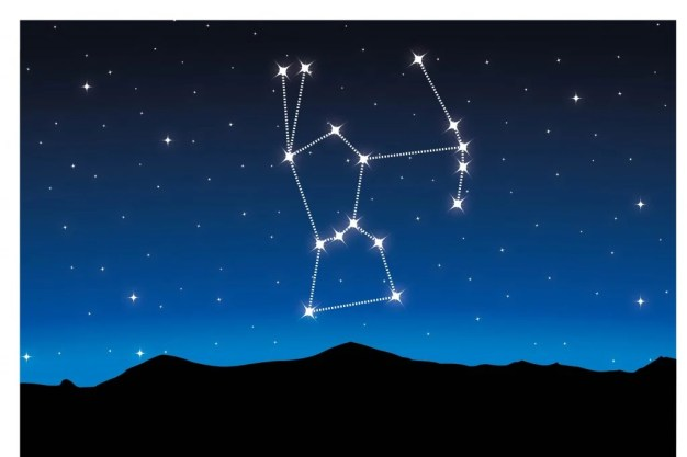 Constelação Orion - Vector (Ad_hominem) s
