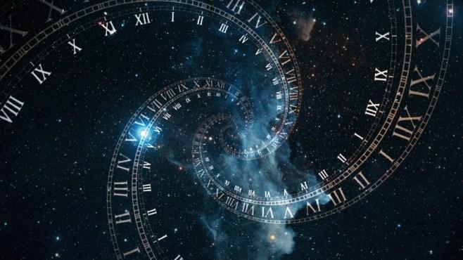 A composição do espaço de tempo (FlashMovie) s