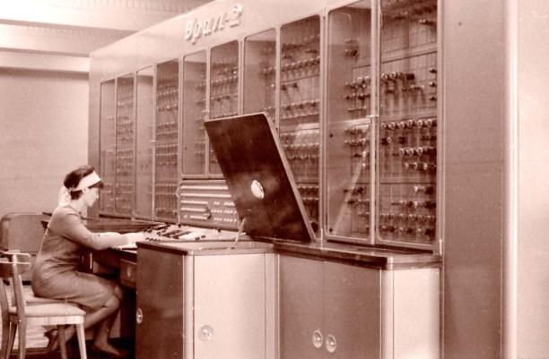Computador eletrônico digital (emkaplin) s