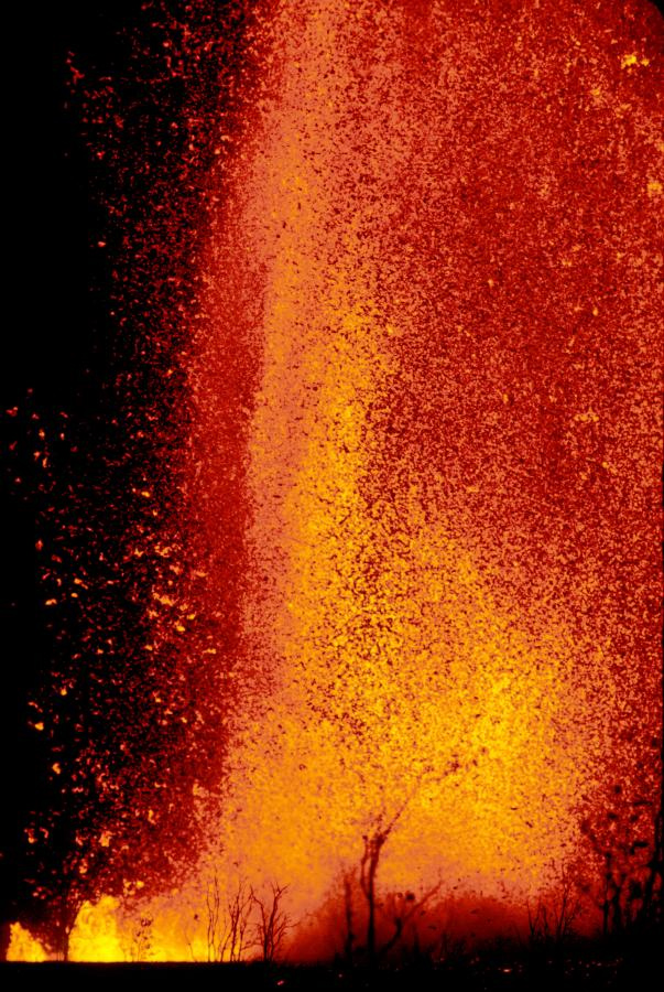 lava fountain 500ft