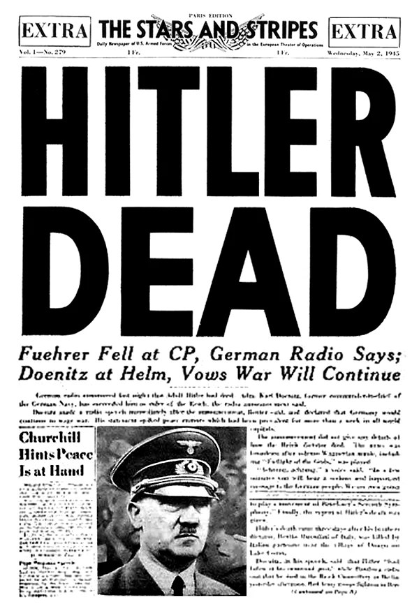 Stars Stripes Hitler Dead2