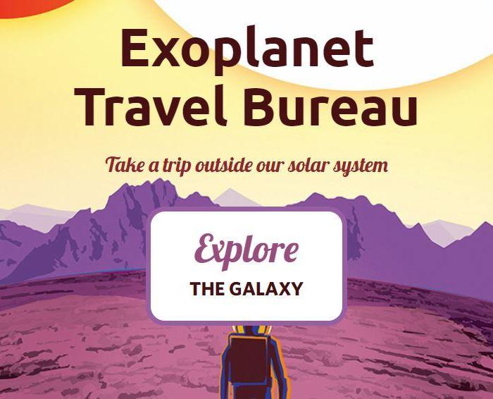 exoplanet bureau start page