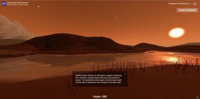 kepler 186f strumento NASA