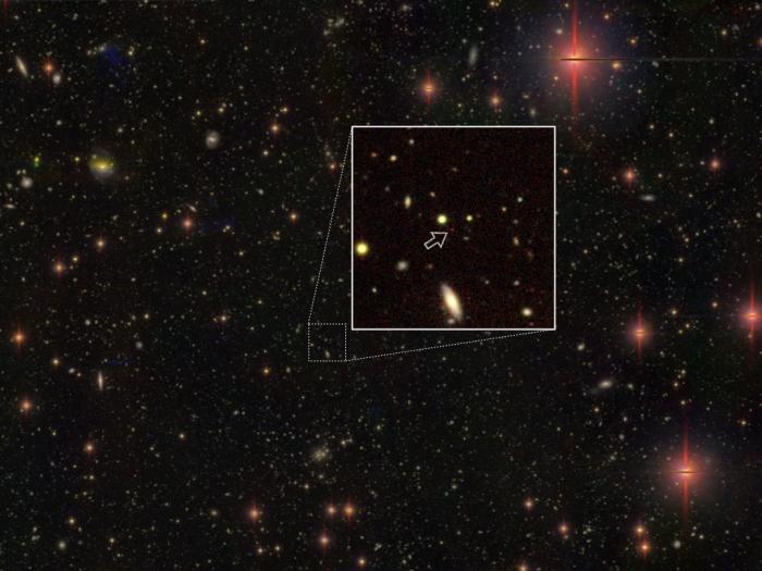 old quasar