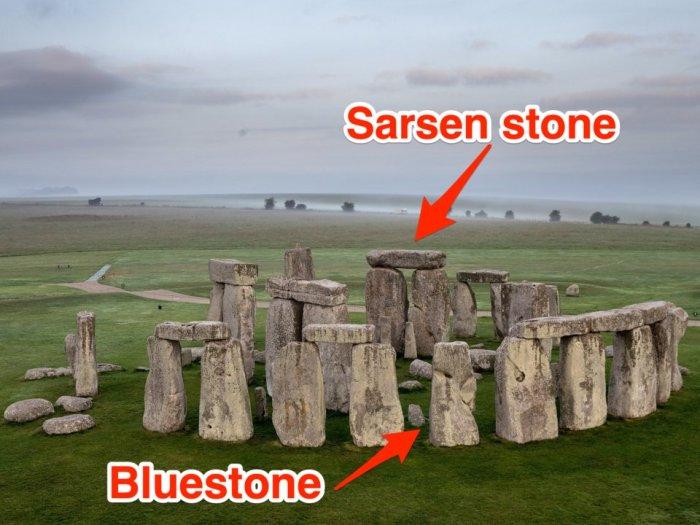 Sarsenandbluestone