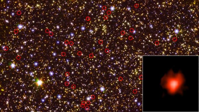 eor galaxies