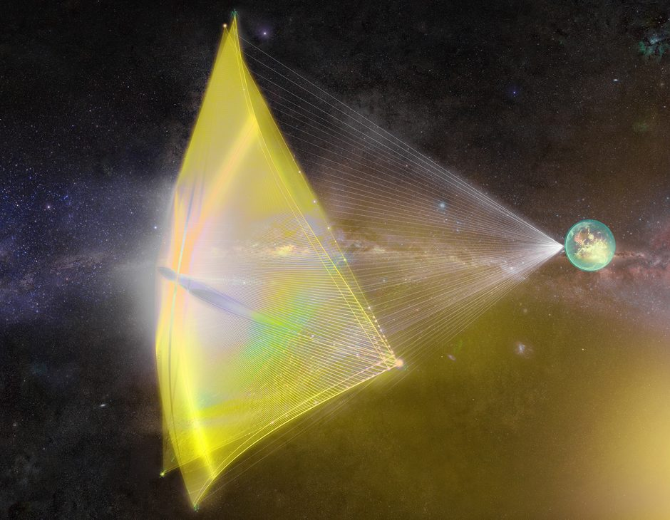 Project Starshot is intended to be our first ever interstellar voyage (breakthroughinitiatives.org)