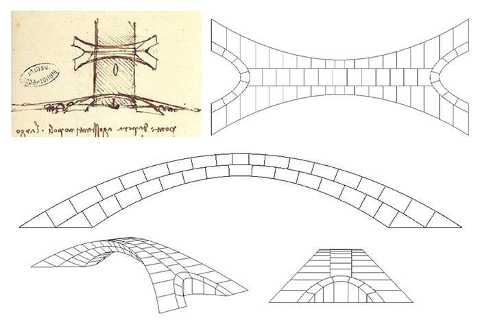 Да Винчи мост 2