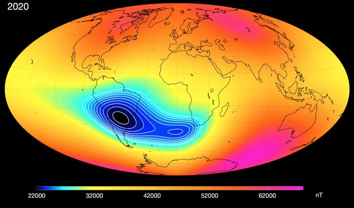 010 nasa south atlantic anomaly 2