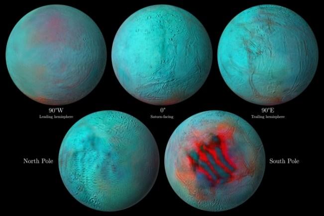 enceladus notated