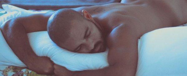 Image result for nice body man sleeping