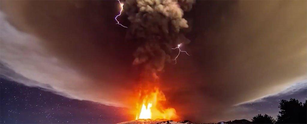 Mount Etna erupts - Mar 08, 1669 - HISTORY
