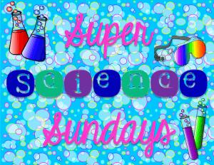 Super Science Sundays Blog Graphic