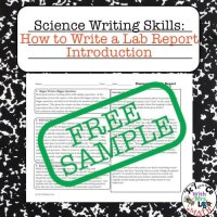 Lab Report Writing: How to write an introduction