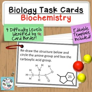 teaching biochemistry in high school science and math mrs lau slide1