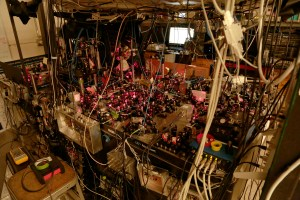Laser Interferometry