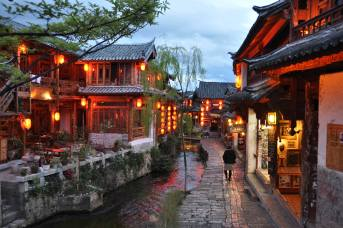 Lijiang Scene