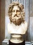 Roman god Jupiter