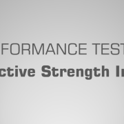 Reactive Strength Index - Science for Sport