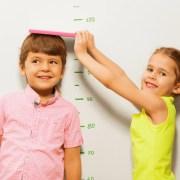 Child Growth peak height velocity