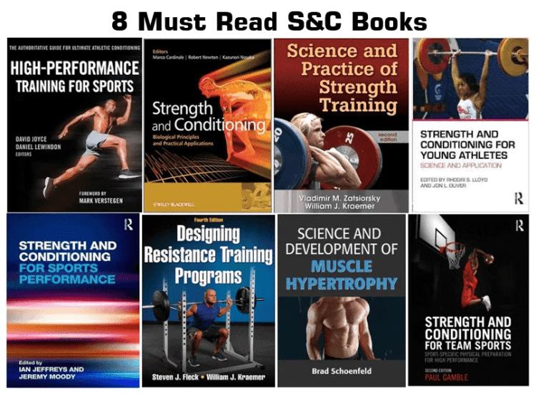 8 Must Read S&C Books