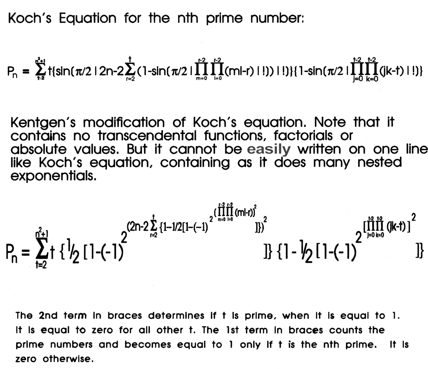 Cracking The Prime Number Code