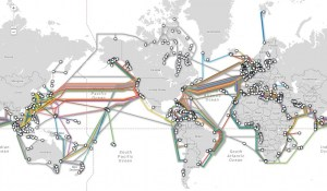 Undersea Cables String Together the Global Inter  Science Friday
