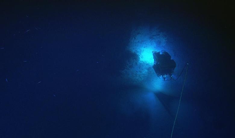 High Pressure In The Deep Ocean Science Friday