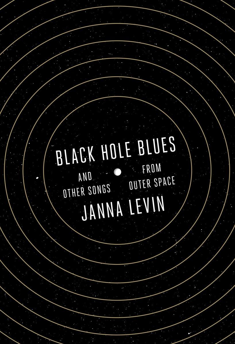 Black Hole Blues jacket